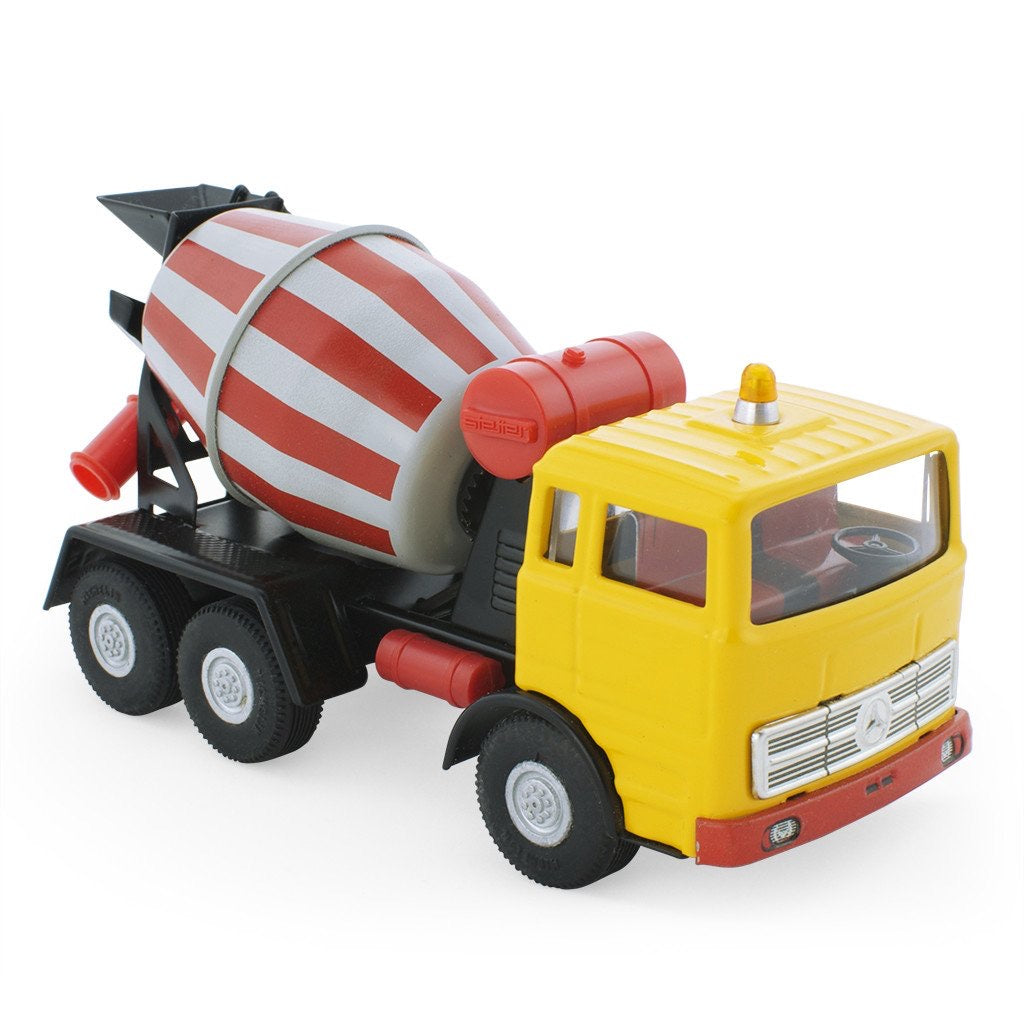Tin Toy Cement Mixing Truck - Barry