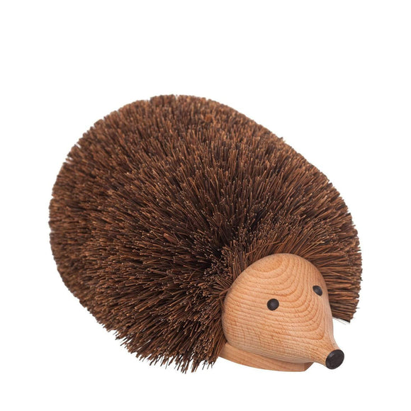 Hedgehog Shoe Cleaner