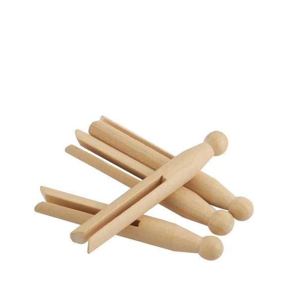 Clothes Pegs - 25 Pack