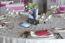 Load image into Gallery viewer, Servacharge portable power bank wedding table centerpiece