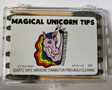 12 Count 'Travel Pack' Magical Unicorn Tips Double Pack