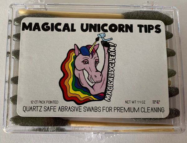 12 Count 'Travel Pack' Magical Unicorn Tips
