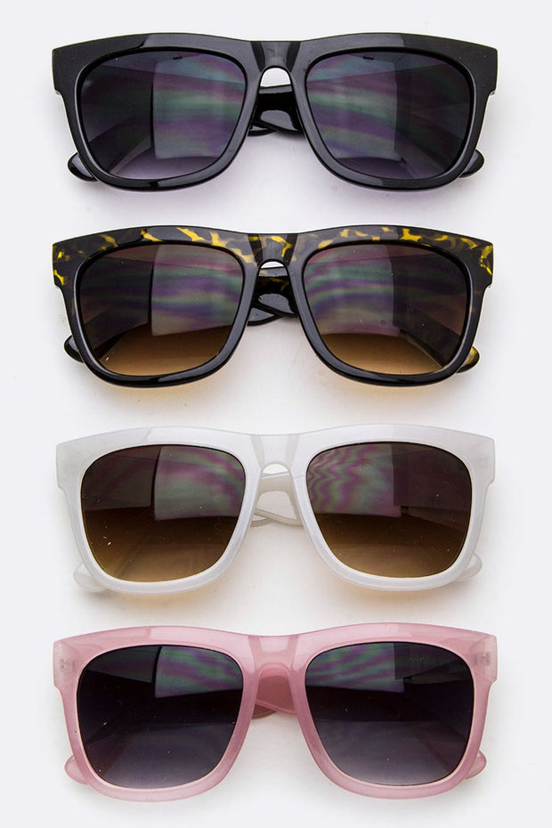 Fashion Square Classic Sunglasses