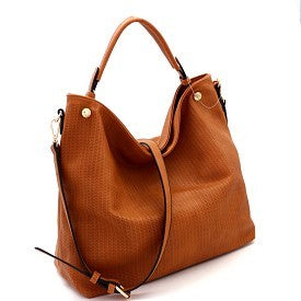 Laser Cut Soft 2-Way Hobo