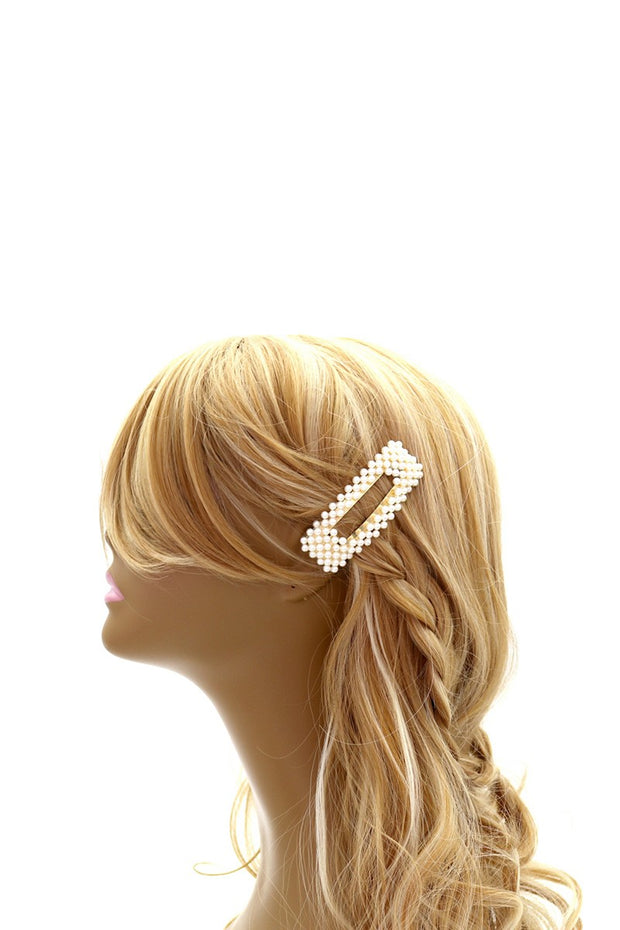 Large Pearl Hair Pin