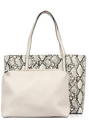 Python Print 2 in 1 Tote Bag