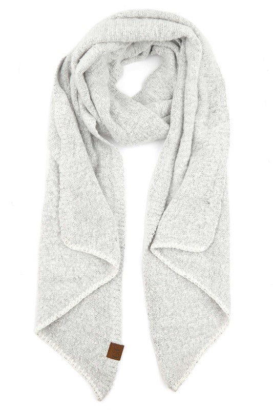 Ultra Soft Boucle Texture Scarf