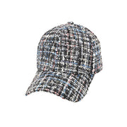 Tweed Multi Color Hat