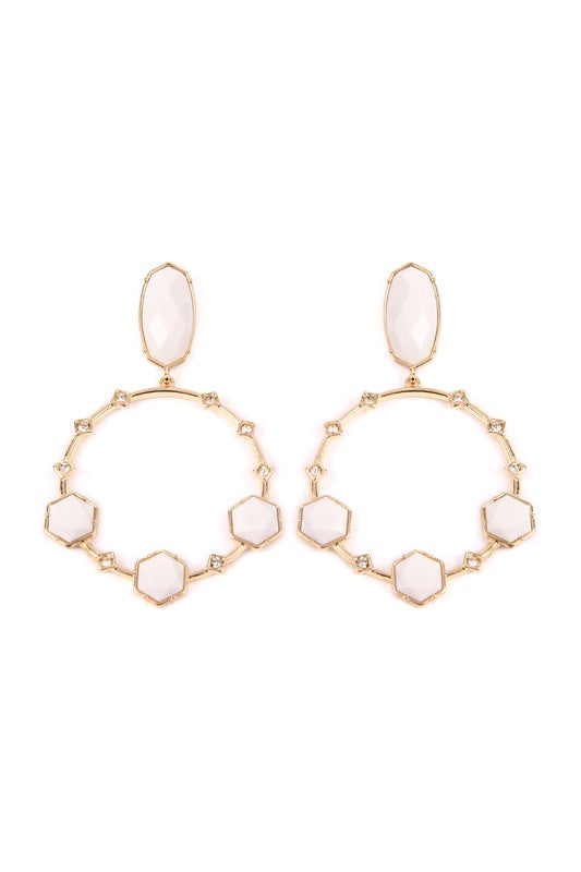 Giselle Statement Earring