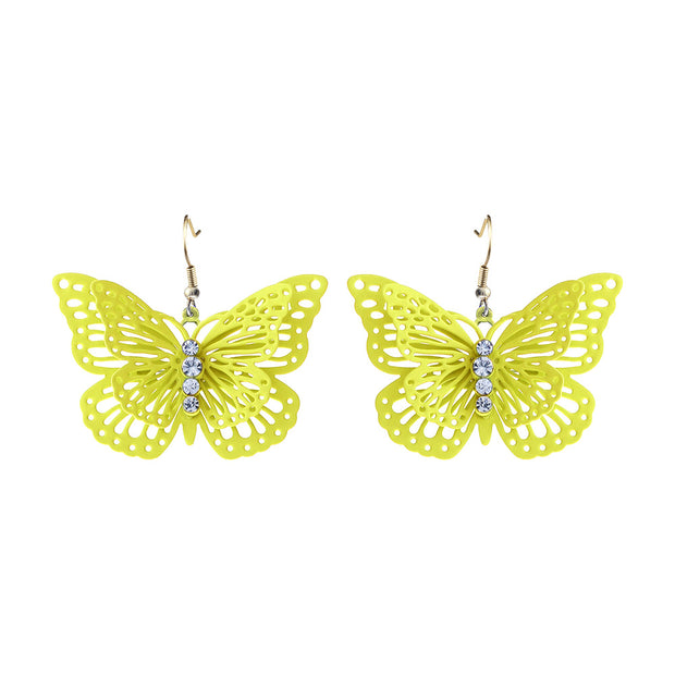 Butterfly Dangle Earring