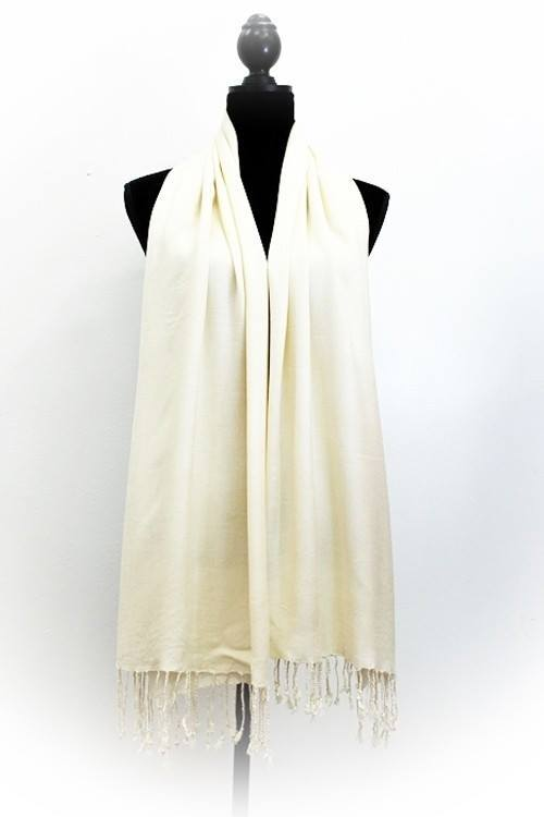 Pashmina Scarf Solid Color