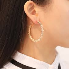 Sophia Hoop Earring Large