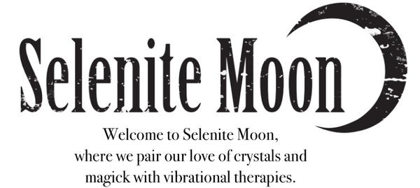 The Selenite Moon