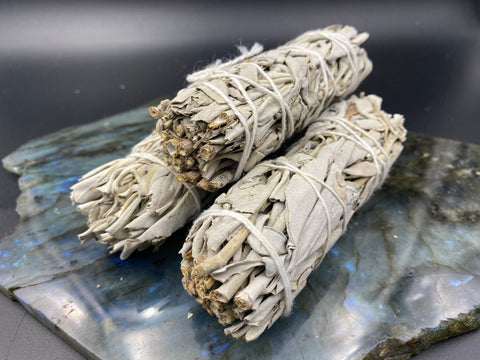 3 Pack White Sage for Energy Cleansing