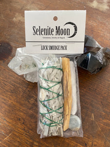 Luck Smudge Pack - Aventurine
