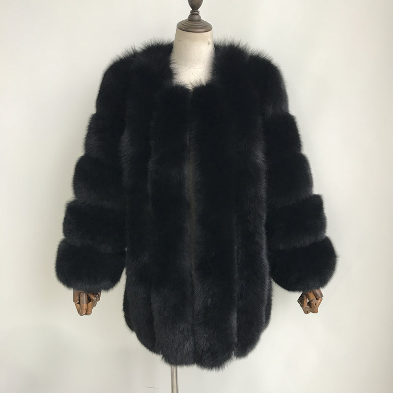 Duchesss Fox Fur Jacket