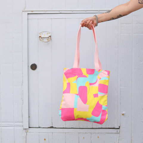 Sherbet Tote Consequence of Change