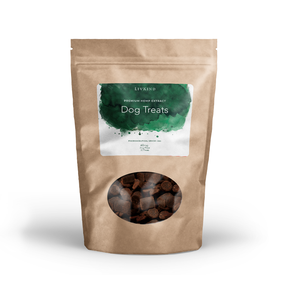 LivKind CBD Pet Treats - LivKind CBD Wellness Gifts