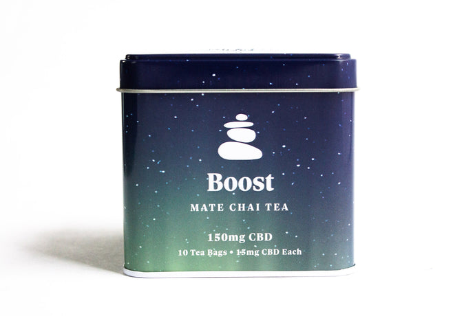 Boost Mate Chai CBD Tea