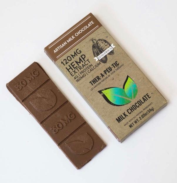 Ther-a-peu-tic Extra Strength Artisan Milk Chocolate