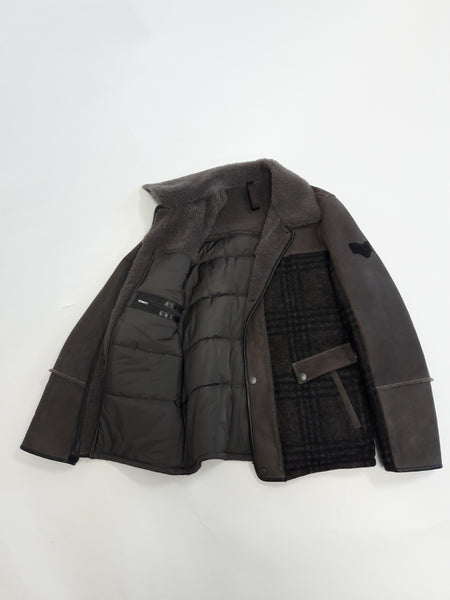 Randy Leather Coat
