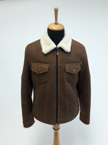 Ricardo Sheepskin Shearling Jacket