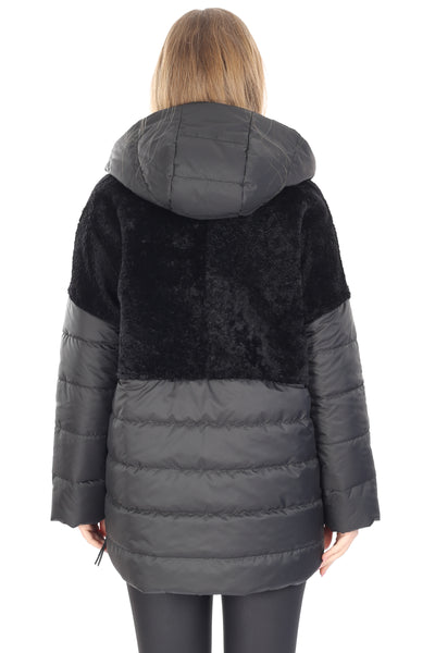Martha Persian Lamb Coat
