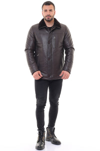 Ethan Leather Jacket