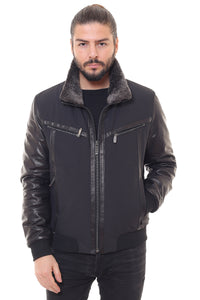 Huxley Fabric Shearling