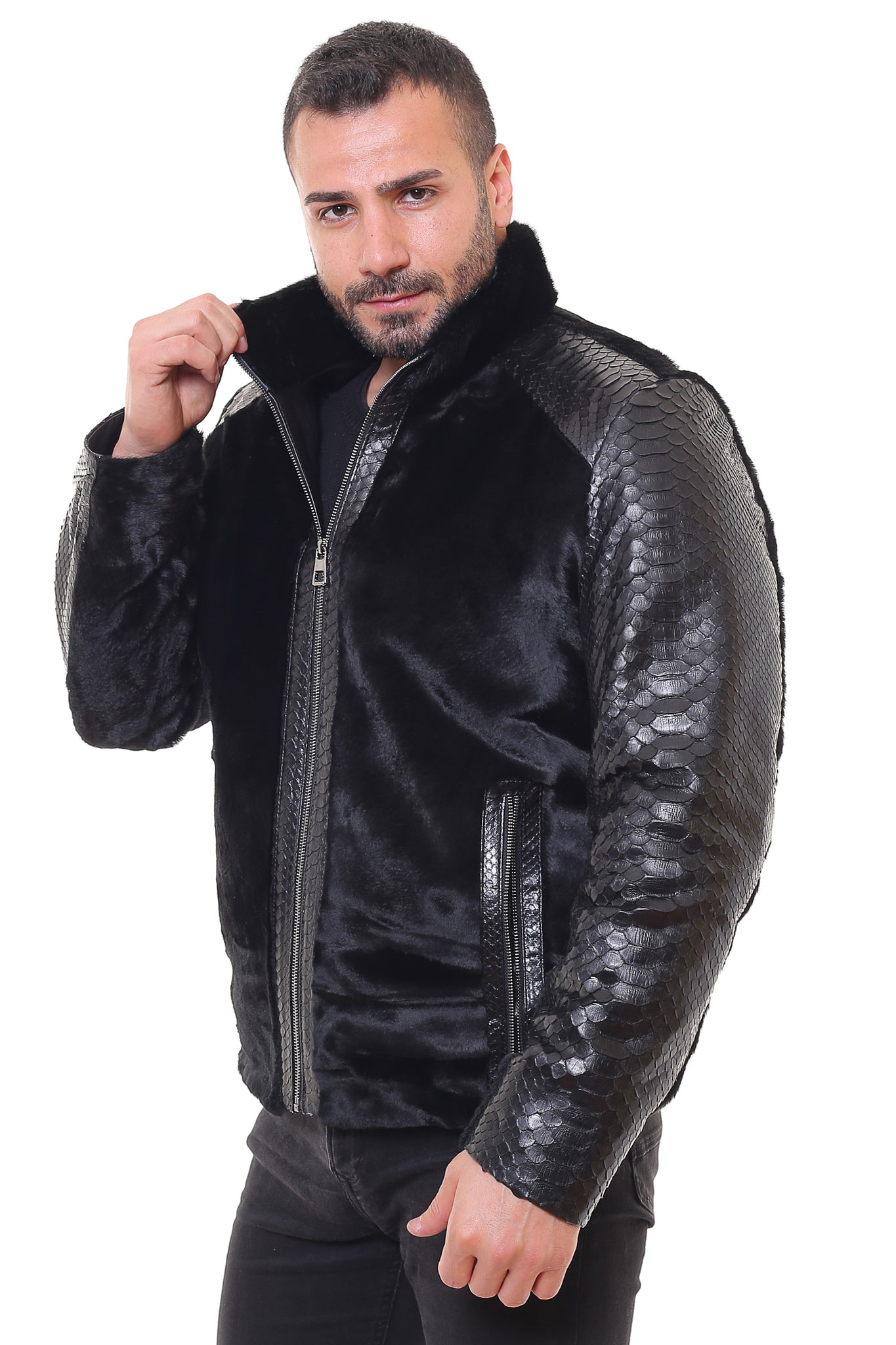Sawyer Leather Jacket