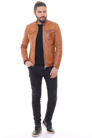 Zoe Leather Jacket