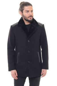 Fiero Fabric Coat