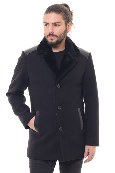 Onsra Sheepskin Shearling Jacket