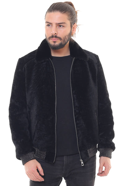 Virgo Sheepskin Shearling Jacket