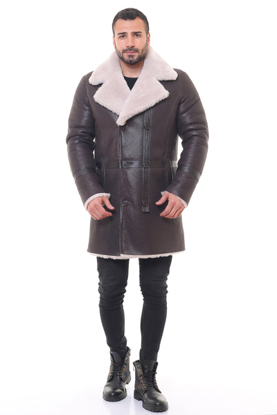 Scorpio Sheepskin Shearling Jacket