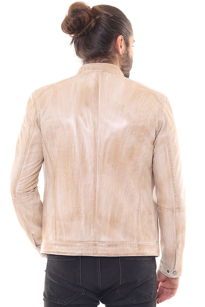 Paxley Leather Jacket