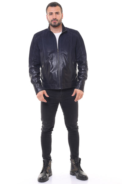 Cooper Leather Jacket