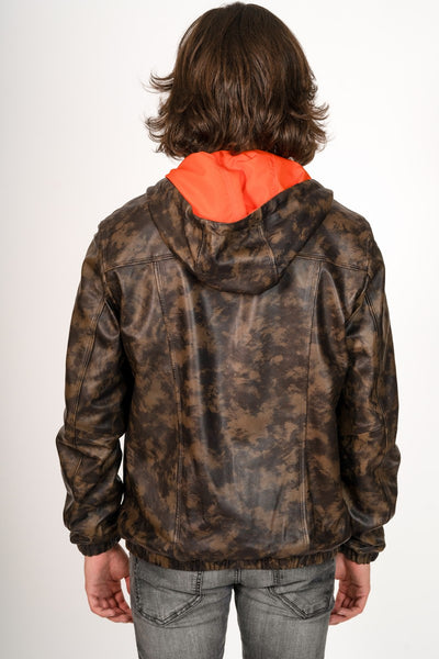 Fernweh Leather Jacket