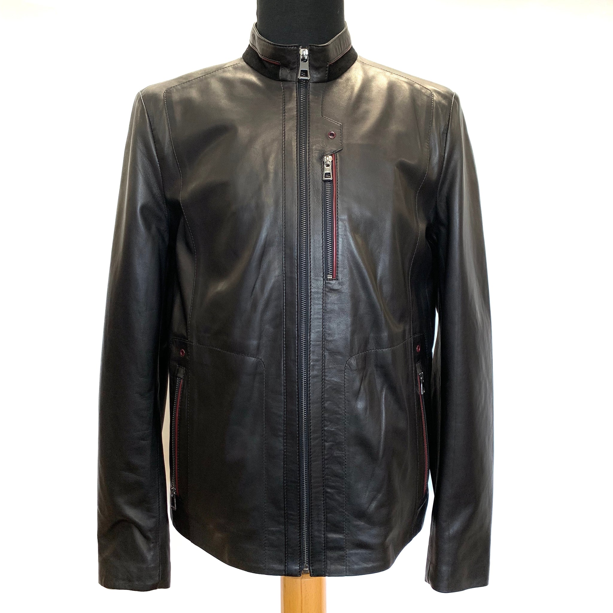 Alys Leather Jacket