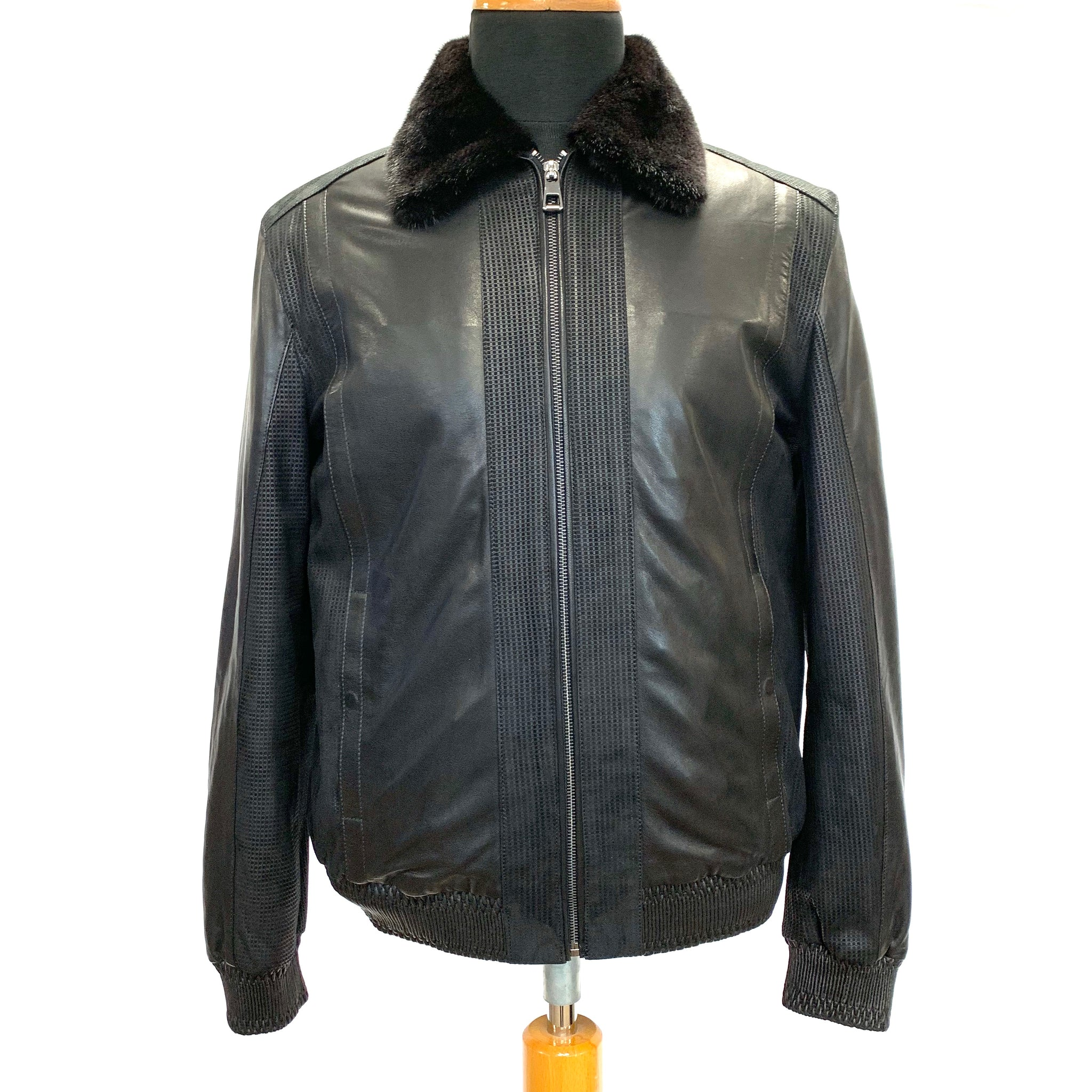 Benigna Leather Coats