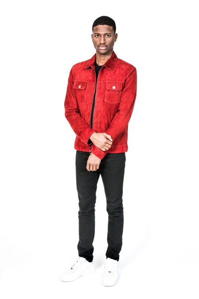 Burano Leather Jacket