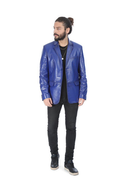 Algar Leather Jacket