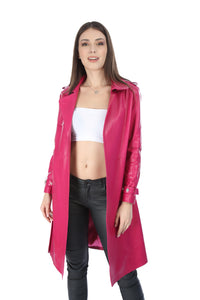Marissa Women Leather Jacket