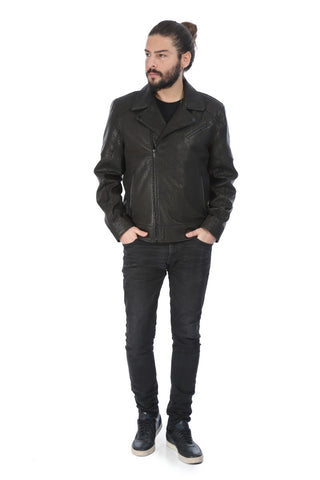 Varro Leather Jacket