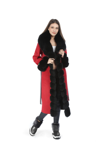 Vevay Women Alpaca Coat
