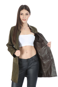 Kaylee Women Leather Jacket