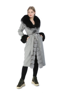 Tandy Women Alpaca Coat