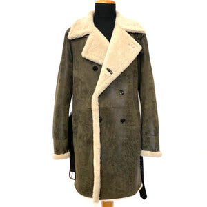 Nikos Sheepskin Shearling Jacket