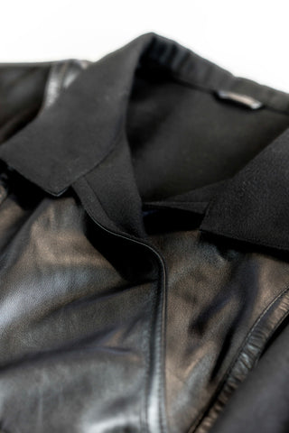 Cermanica Leather Jacket
