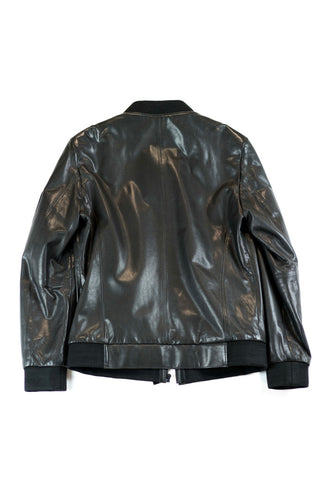 Ilter Leather Jacket